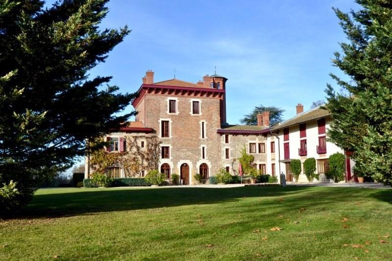 Vente château Villars les dombes 1980000€ - Photo 1
