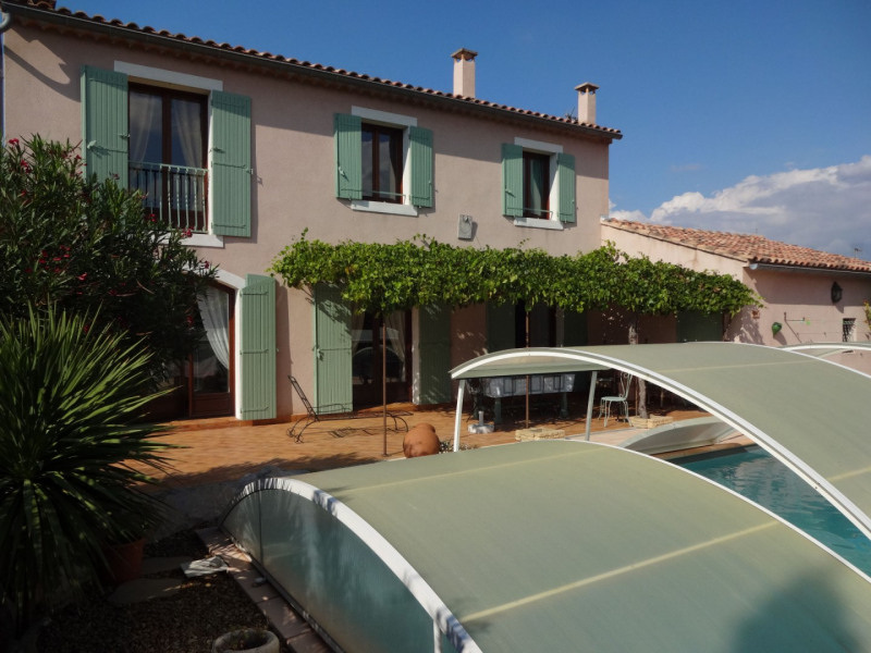 Sale house / villa Althen des paluds 395000€ - Picture 17