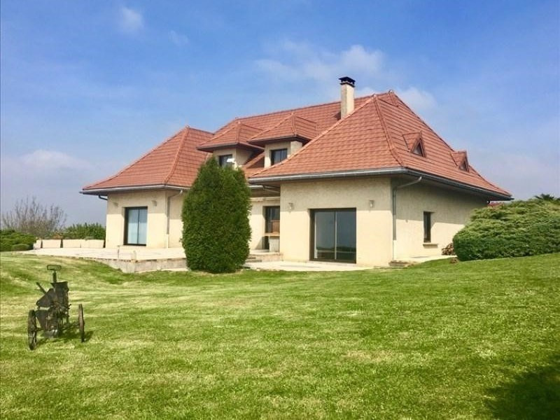 Vente maison / villa La cote st andre 495000€ - Photo 1