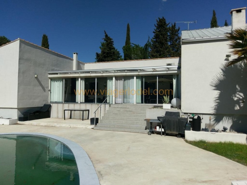 Life annuity house / villa Sussargues 150 000€ - Picture 2