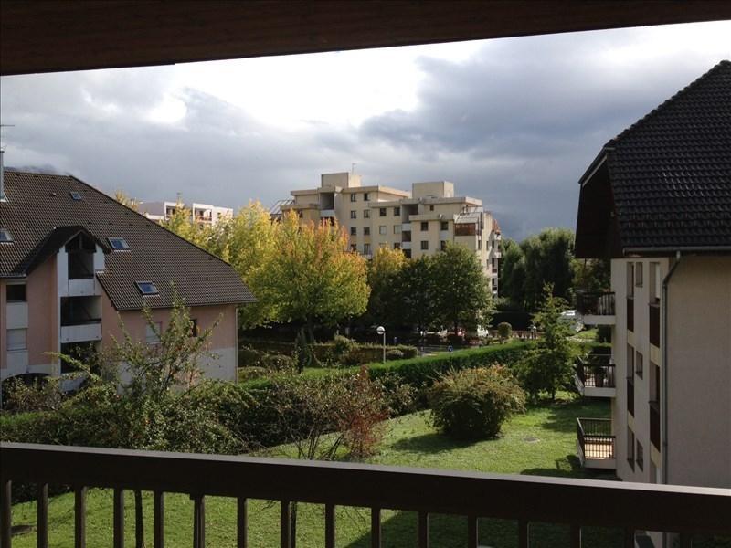 Location appartement Annecy le vieux 714€ CC - Photo 1