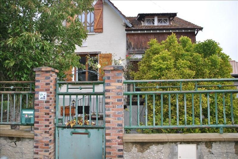 Vente maison / villa Montereau fault yonne 192600€ - Photo 1