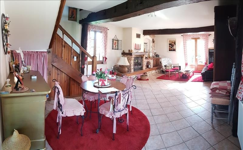 Sale house / villa Lyons la foret 219320€ - Picture 6