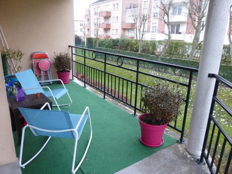 Sale apartment Cergy 139000€ - Picture 2