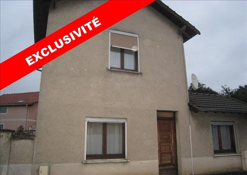 Vente maison / villa Conflans ste honorine 257000€ - Photo 2