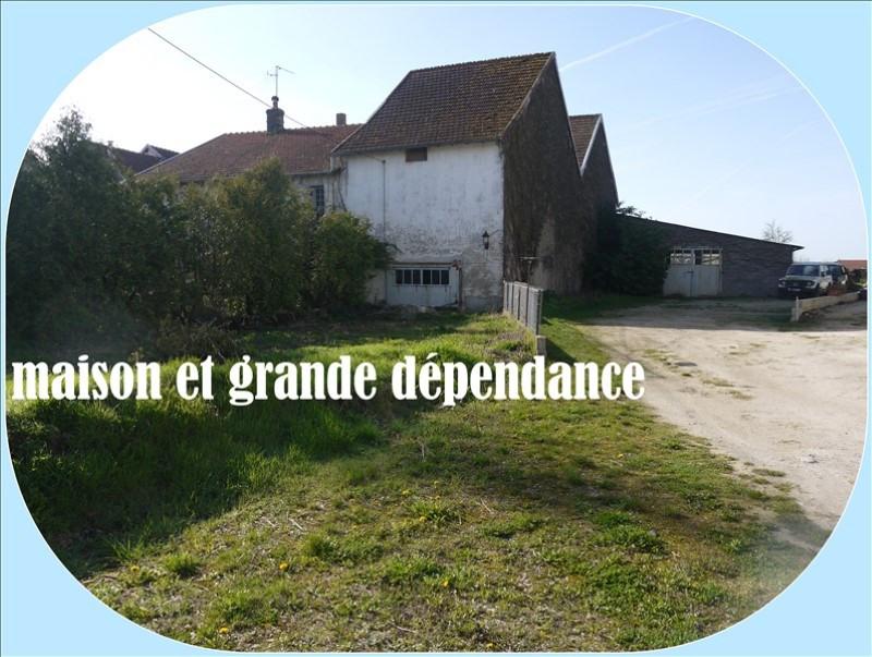 Sale house / villa Fontaine francaise 139000€ - Picture 3
