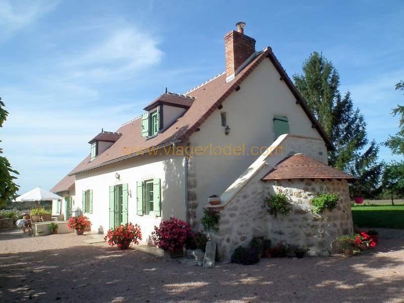 Lijfrente  huis Crechy 99000€ - Foto 1