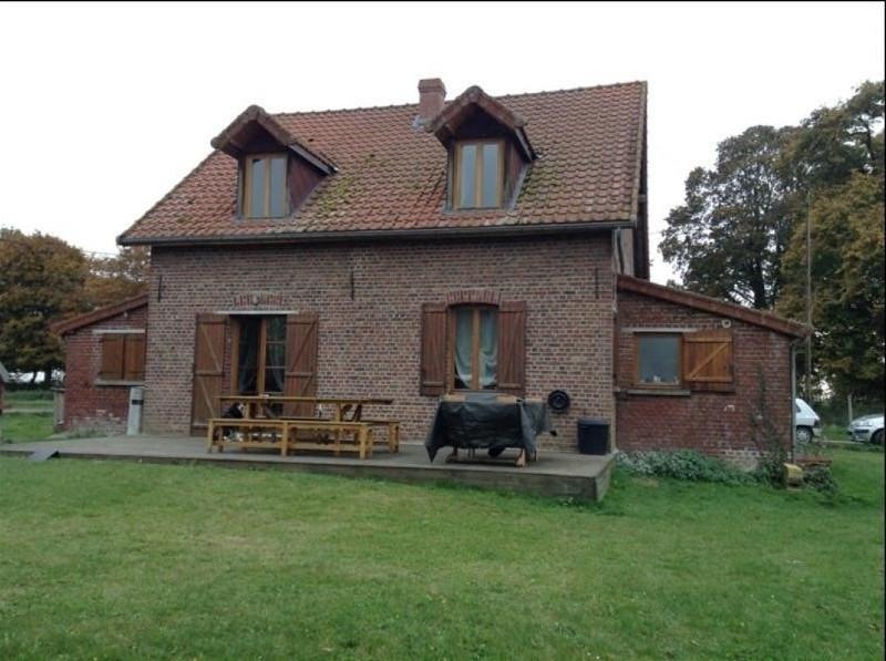 Maison de village Trefcon