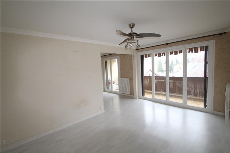 Vente appartement La motte servolex 179500€ - Photo 7