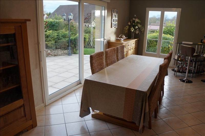 Sale house / villa Brignancourt 449300€ - Picture 4
