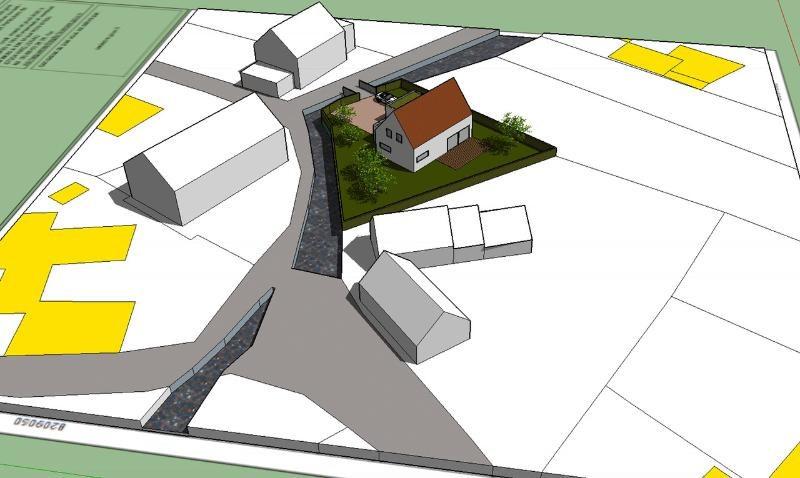 Revenda terreno Drachenbronn birlenbach 50400€ - Fotografia 2