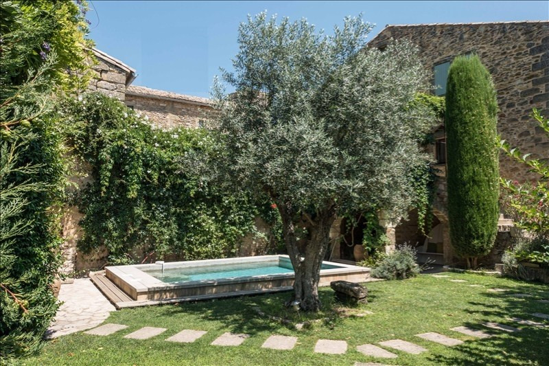Deluxe sale house / villa Uzes 790 000€ - Picture 1