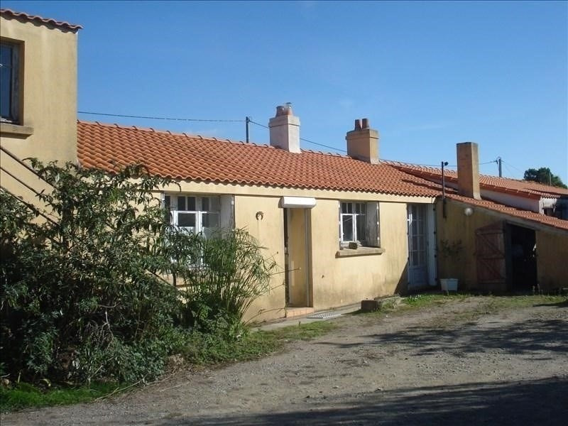 Vente maison / villa St cyr en retz 187200€ - Photo 1
