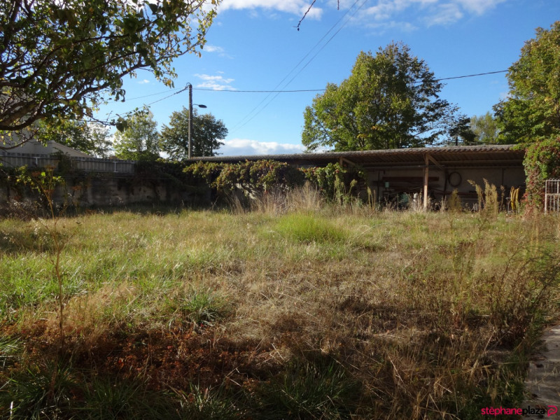 Vente terrain Entraigues sur la sorgue 112 000€ - Photo 1