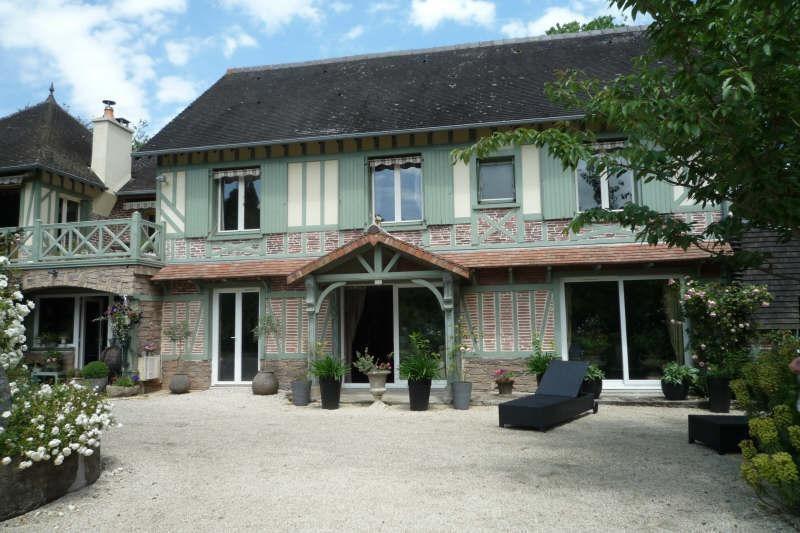 Vente maison / villa Bagnoles de l orne 405000€ - Photo 1