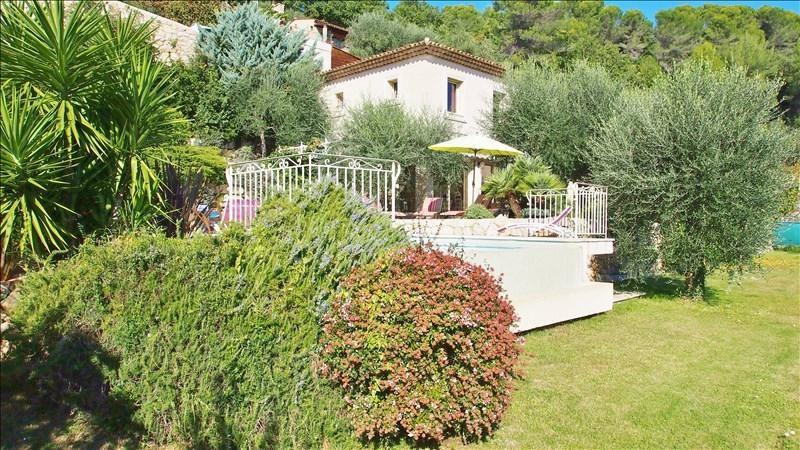 Vente de prestige maison / villa Speracedes 840000€ - Photo 1