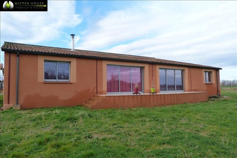 Vendita casa Montech 212000€ - Fotografia 1