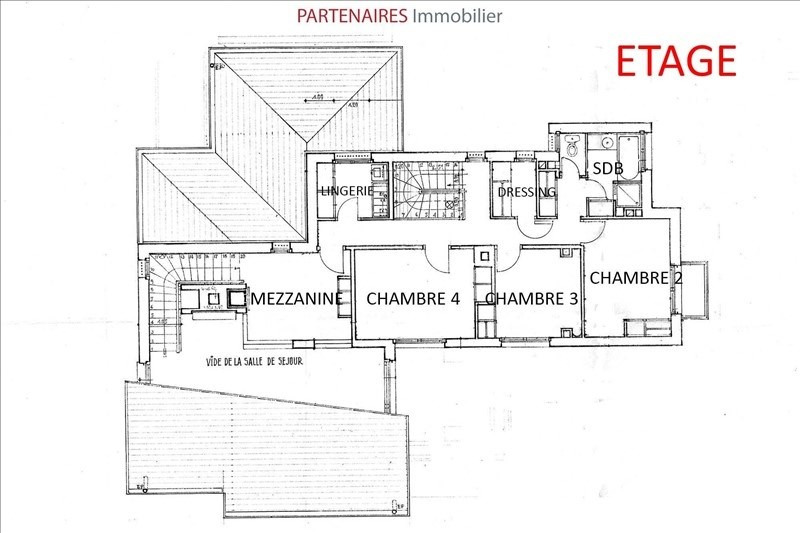 Deluxe sale house / villa Le chesnay 1 340 000€ - Picture 9