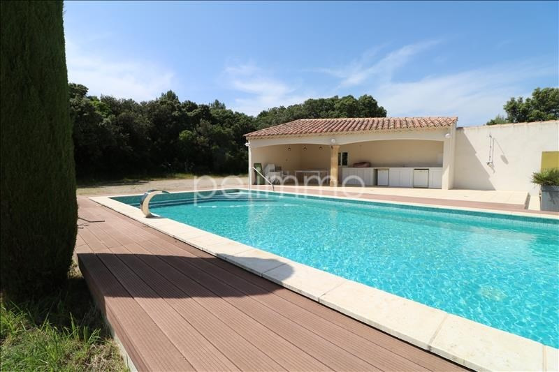 Vente de prestige maison / villa Cornillon confoux 625000€ - Photo 2
