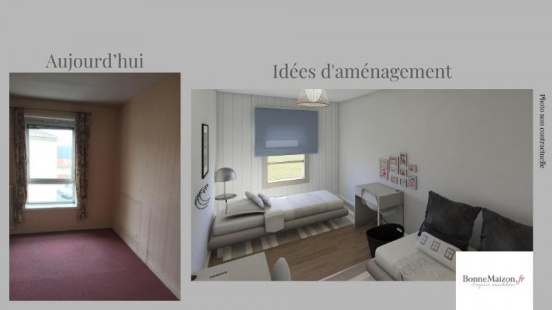 Sale apartment Tarbes 96000€ - Picture 3