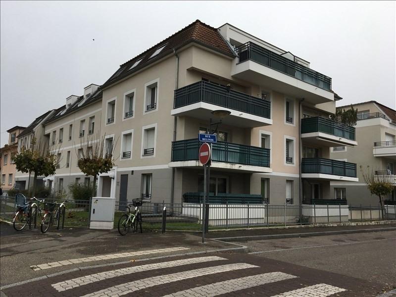 Rental apartment Strasbourg 580€ CC - Picture 1