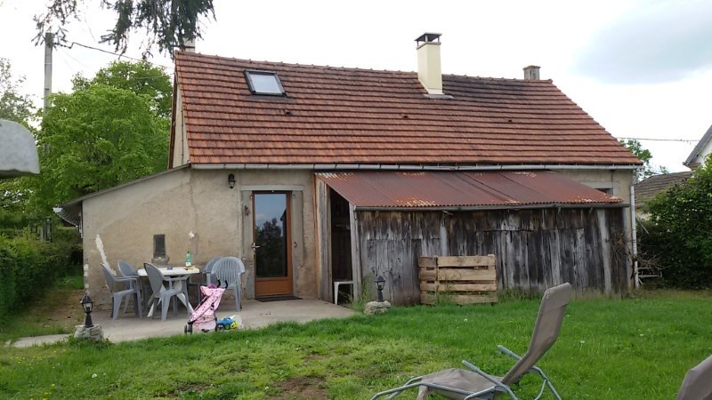 Vente maison / villa Theneuille 69 000€ - Photo 2