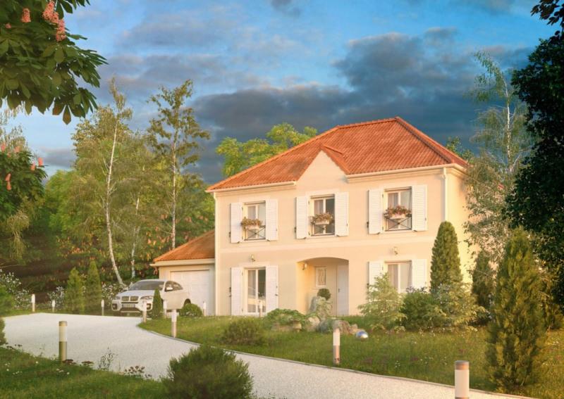 Maison  6 pièces + Terrain 416 m² Mérobert par MAISONS PIERRE