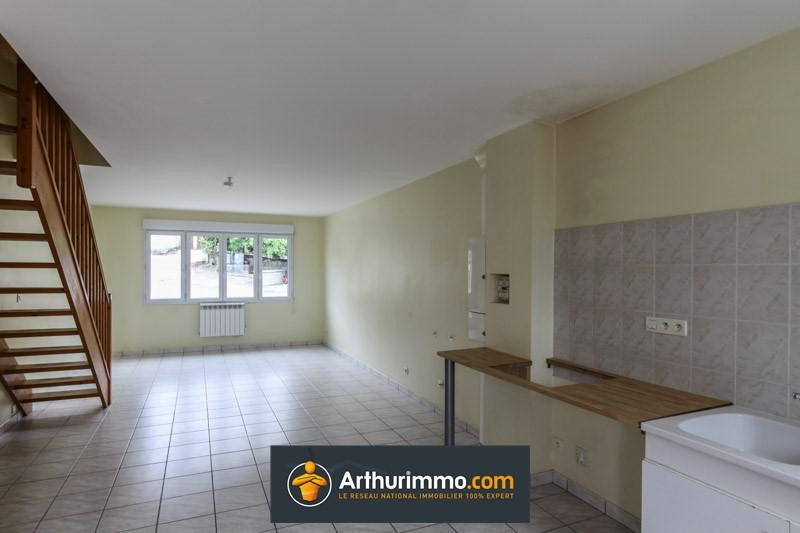 Sale apartment Morestel 120000€ - Picture 2