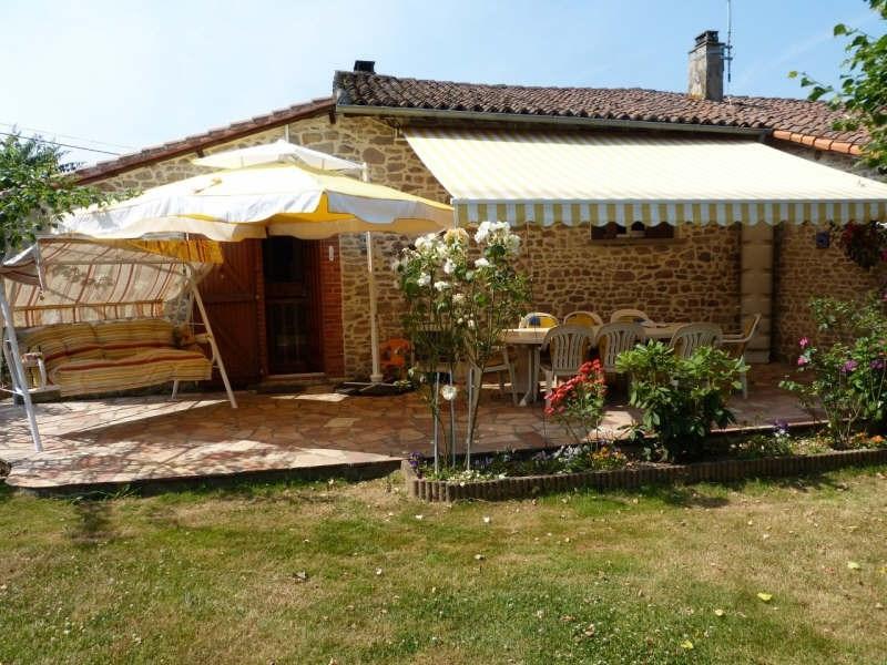 Location maison / villa Roussac 600€ CC - Photo 5