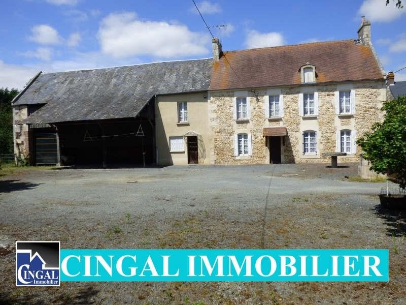 Vente maison / villa Bretteville sur laize 222900€ - Photo 1