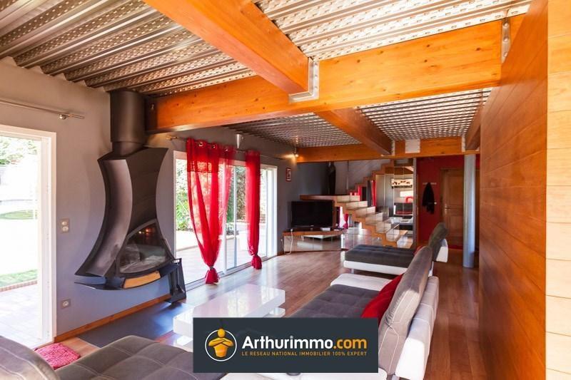 Sale house / villa Morestel 375000€ - Picture 6