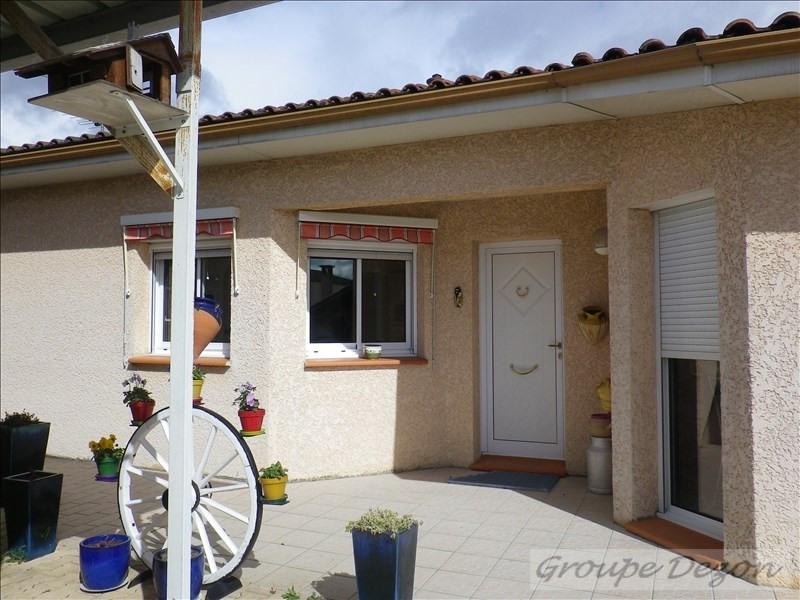 Vente maison / villa Gagnac-sur-garonne 338000€ - Photo 1