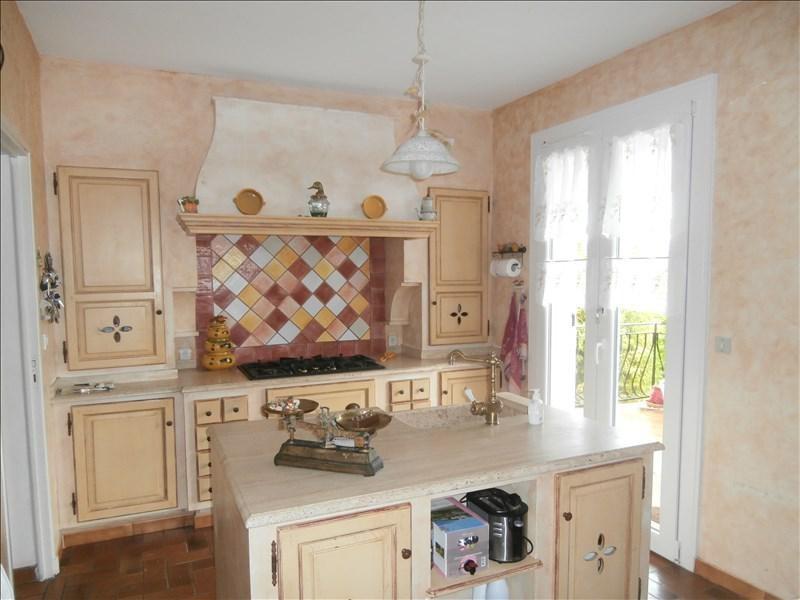 Vente maison / villa Volx 410000€ - Photo 4