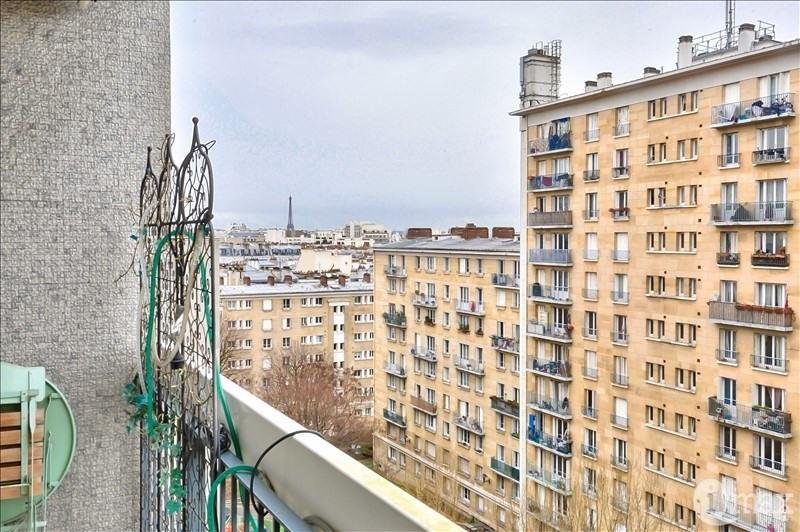 Vente de prestige appartement Paris 18ème 1050000€ - Photo 10