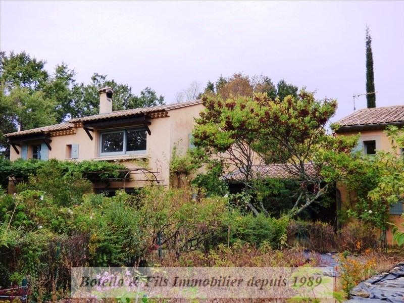 Venta  casa Uzes 420000€ - Fotografía 1