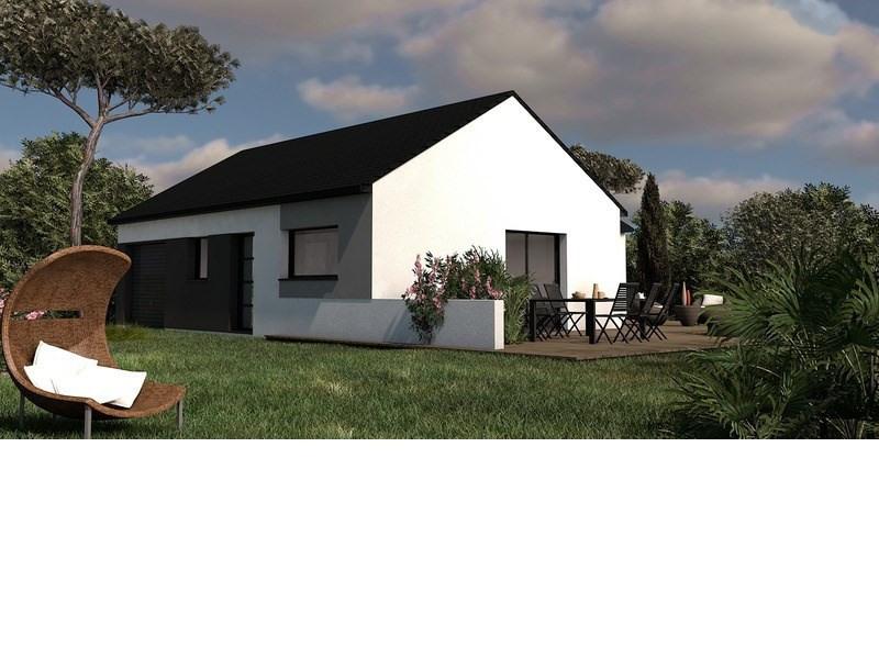 Maison  4 pièces + Terrain 628 m² Hillion par TRECOBAT