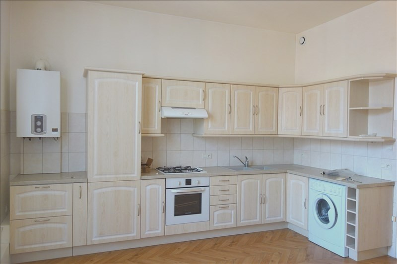 Location appartement Montagny 355€ CC - Photo 1