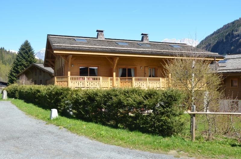 Sale apartment Les houches 340 000€ - Picture 1