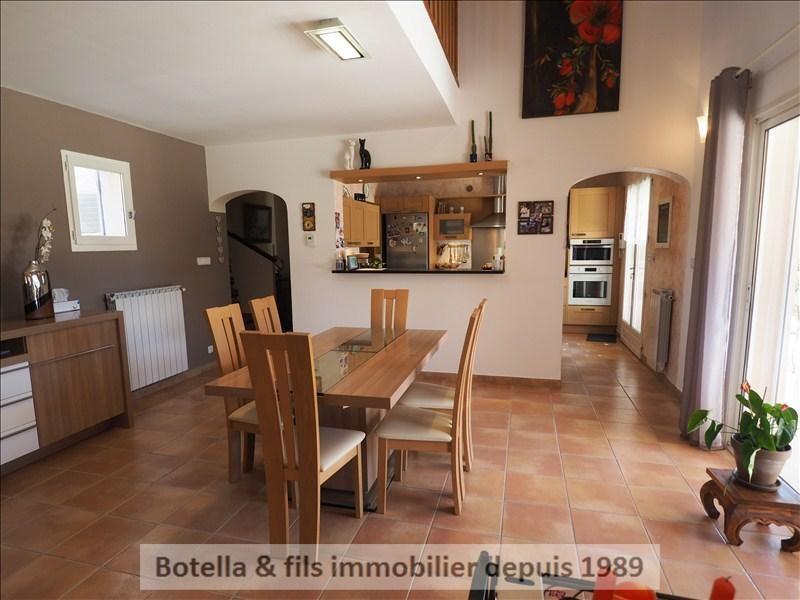 Vente de prestige maison / villa Goudargues 485000€ - Photo 4