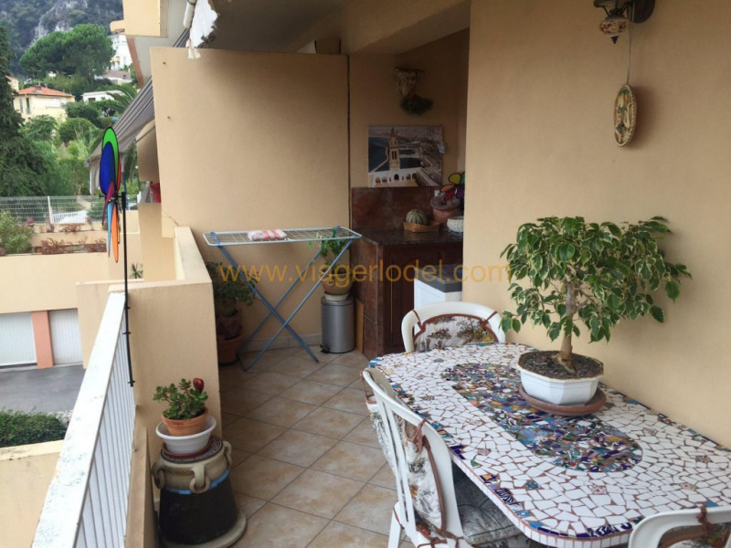 Viager appartement Villefranche-sur-mer 95 000€ - Photo 1