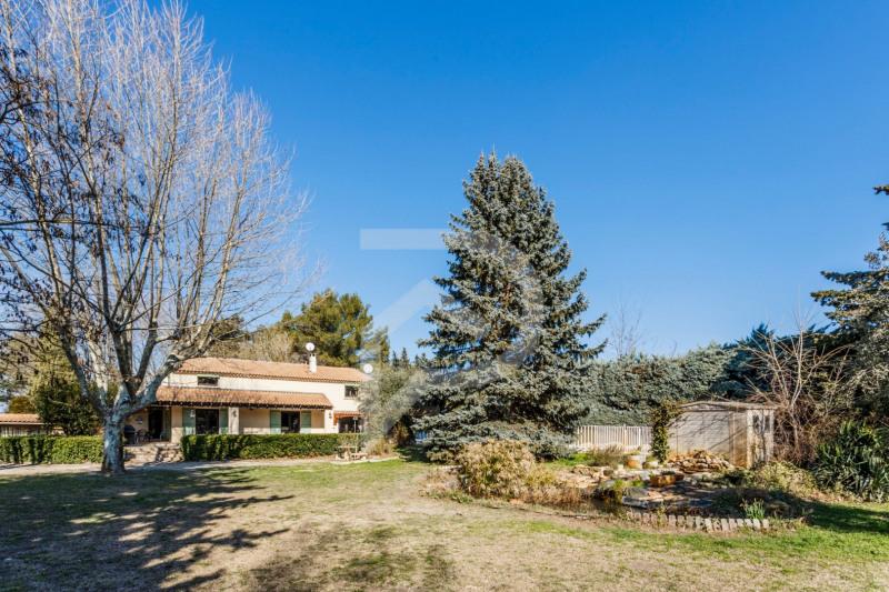 Vente de prestige maison / villa Saint saturnin les avignon 575000€ - Photo 1