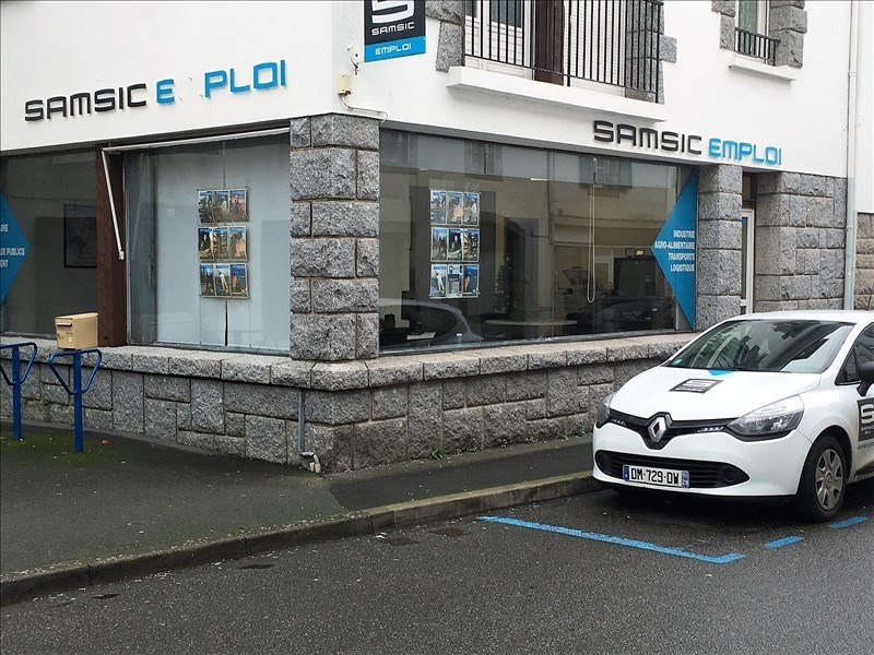 Location local commercial Quimperle 610€ HT/HC - Photo 1