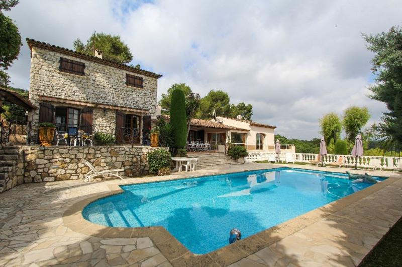 Immobile residenziali di prestigio casa Vallauris 1760000€ - Fotografia 1