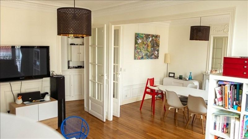 Sale apartment Asnieres sur seine 580000€ - Picture 2