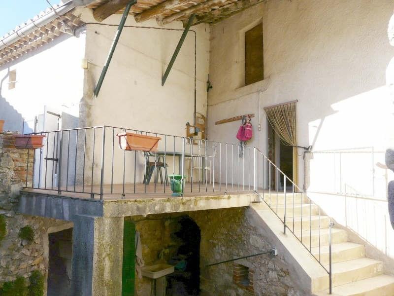 Vente maison / villa Lussan 134000€ - Photo 4
