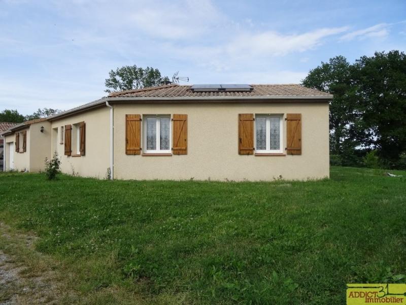 Vente maison / villa Secteur montastruc 239850€ - Photo 1