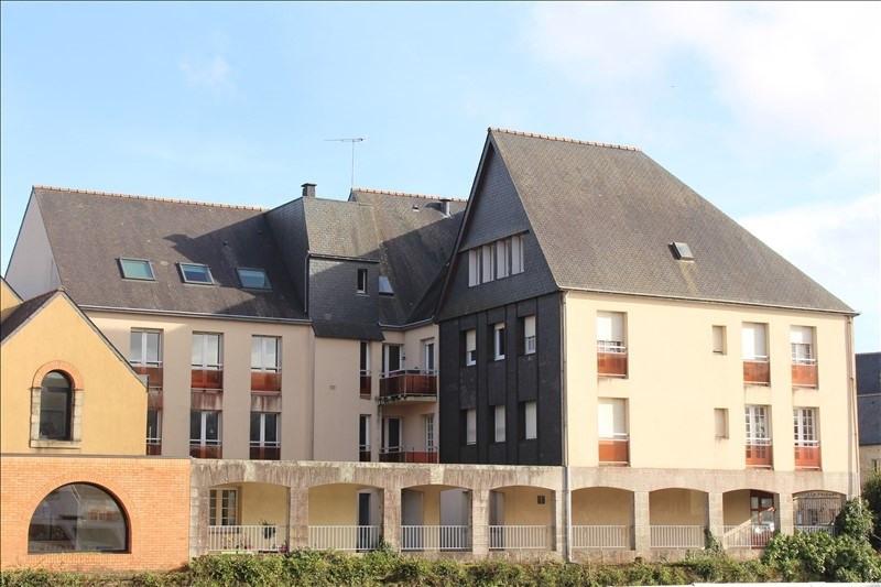 Sale apartment Quimper 91800€ - Picture 1
