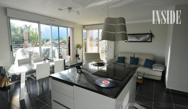Revenda apartamento Ornex 429000€ - Fotografia 1