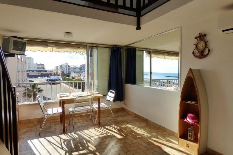 Vente appartement Valras plage 117000€ - Photo 6