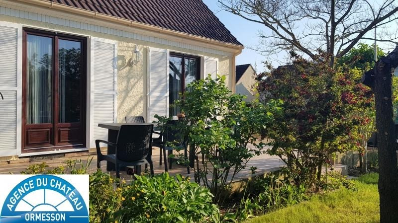 Vente maison / villa Noiseau 366000€ - Photo 1